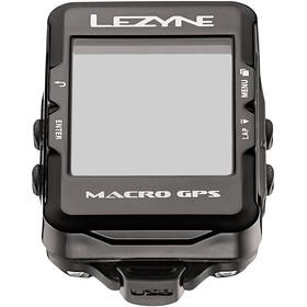 Lezyne Macro GPS Fietscomputer, black